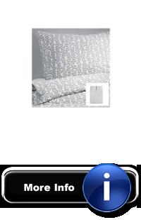 BJÖRNLOKA Duvet cover and pillowcases  FullQueen